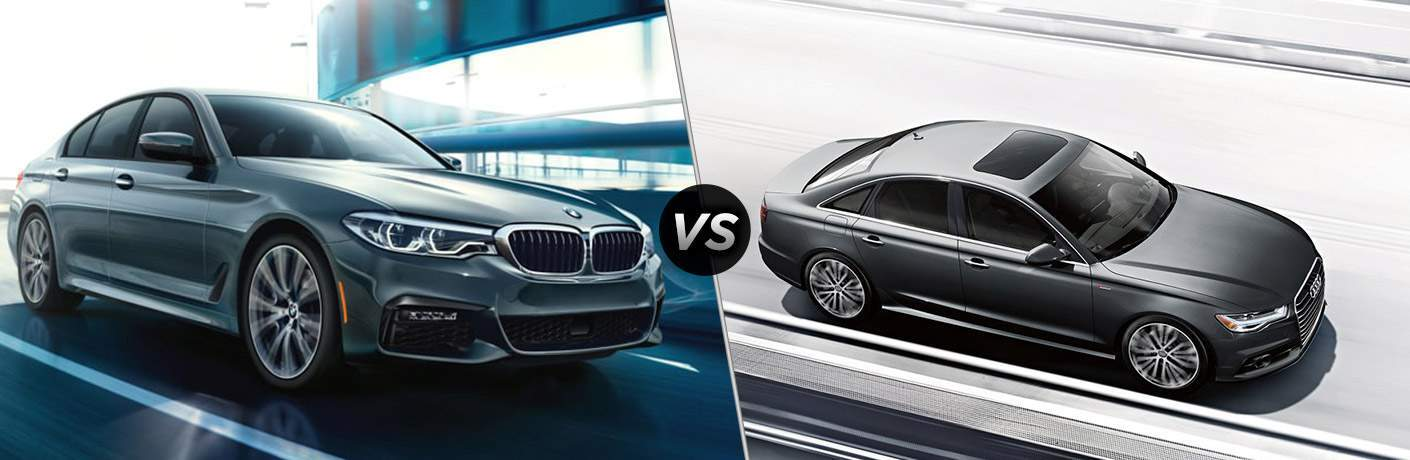 BMW Series Vs Audi A - Audi car series