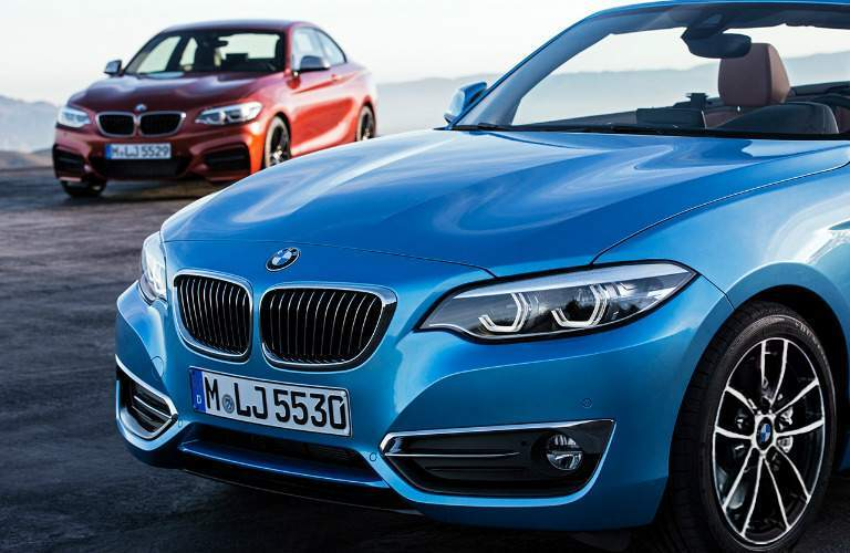 2018 BMW 2 Series Glendale CA Color Options
