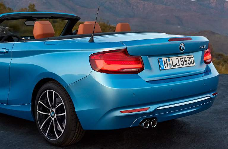 2018 BMW 2 Series Glendale CA Design Features