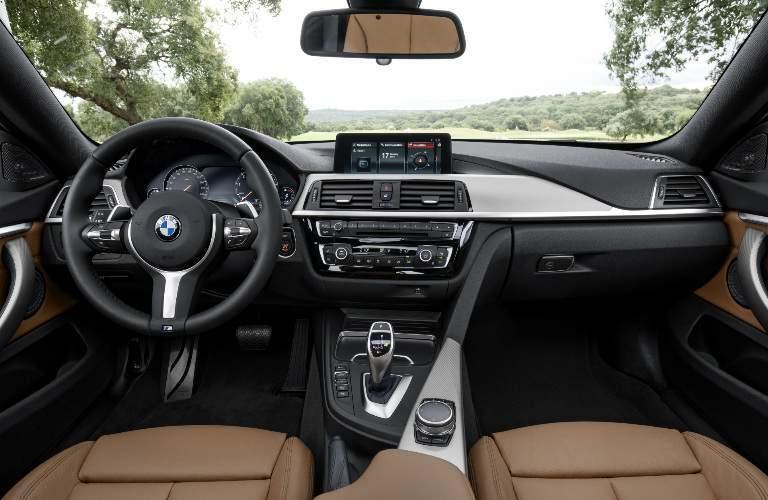 2018 BMW 4 Series Glendale CA Interior