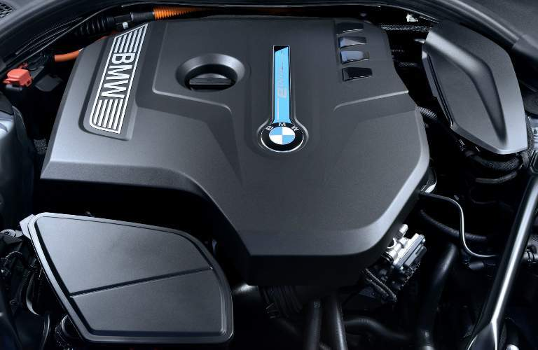 2018 BMW 530e iPerformance Glendale CA Engine