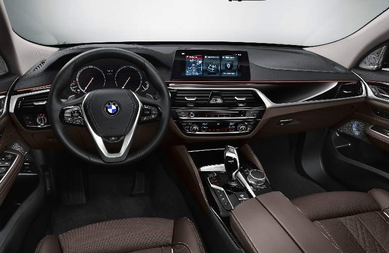 2018 BMW 640i xDrive Gran Turismo Glendale CA Technology