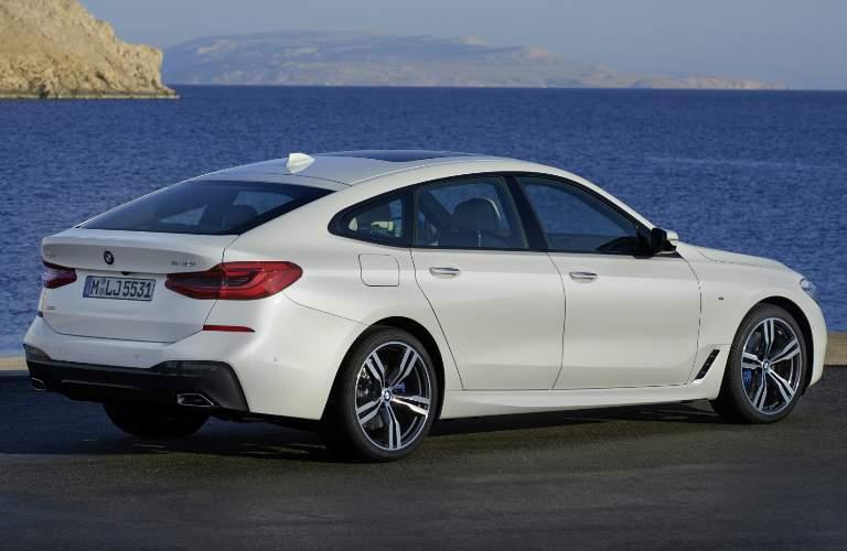 2018 BMW 640i xDrive Gran Turismo Glendale CA - White