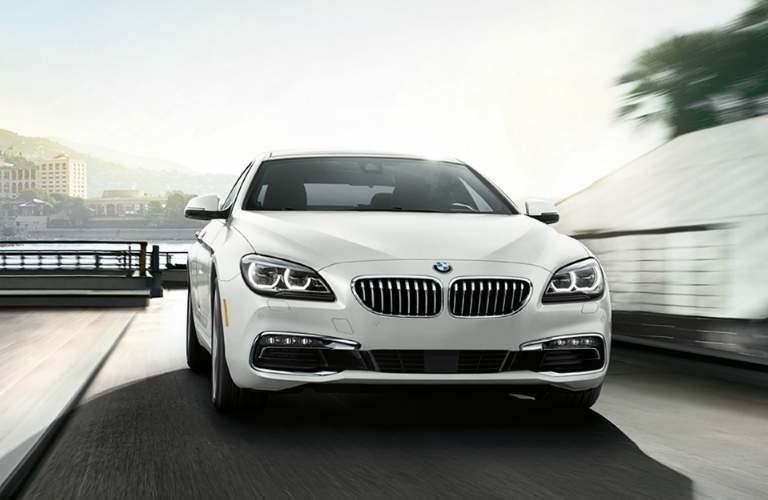 2018 BMW 6 Series White Exterior