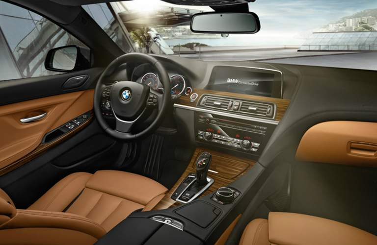 2018 BMW 6 Series with BMW ConnectedDrive