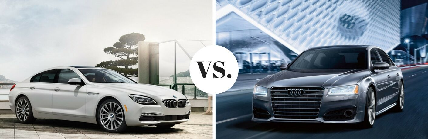 BMW Series Vs Audi A - Bmw vs audi