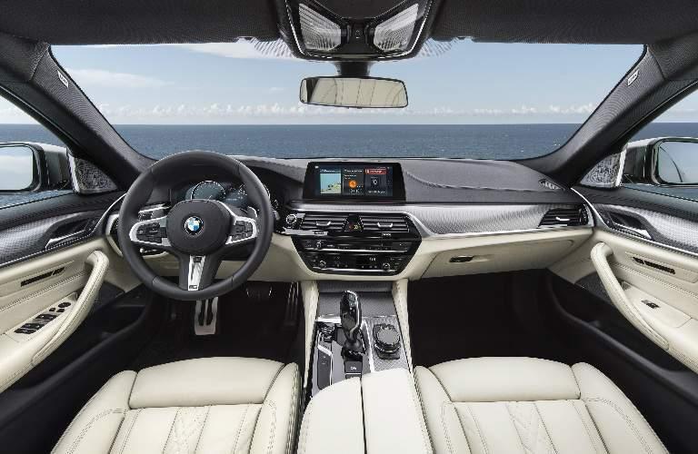 2018 BMW M550i xDrive Glendale CA Interior