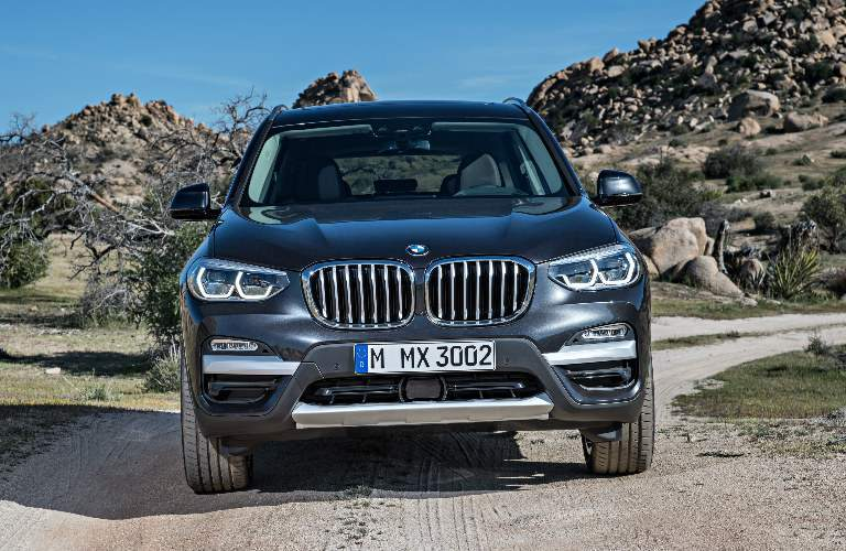 2018 BMW X3 vs 2018 Audi Q5 Design Features