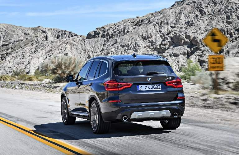 2018 BMW X3 Glendale CA Performance