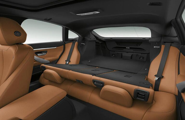 Cargo Area of 2019 BMW 4 Series