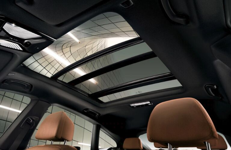 Moonroof of 2019 BMW 6 Series