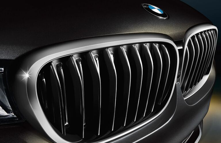Active Kidney Grille of 2019 BMW 7 Series