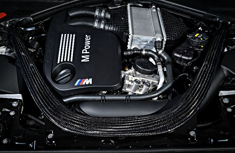 M TwinPower Turbo Engine in 2019 BMW M2 Competition