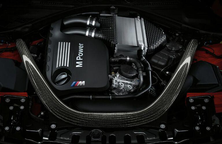 BMW M TwinPower Turbo Engine in 2019 BMW M4