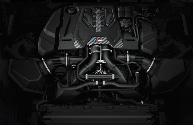 M TwinPower Turbo Engine in 2019 BMW M5