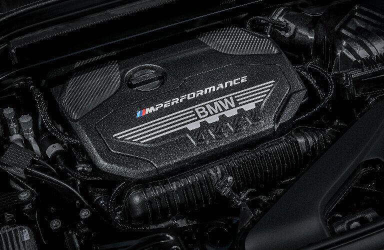 M Performance 2.0L 4-cylinder TwinPower Turbocharged Engine in 2019 BMW X2 M35i