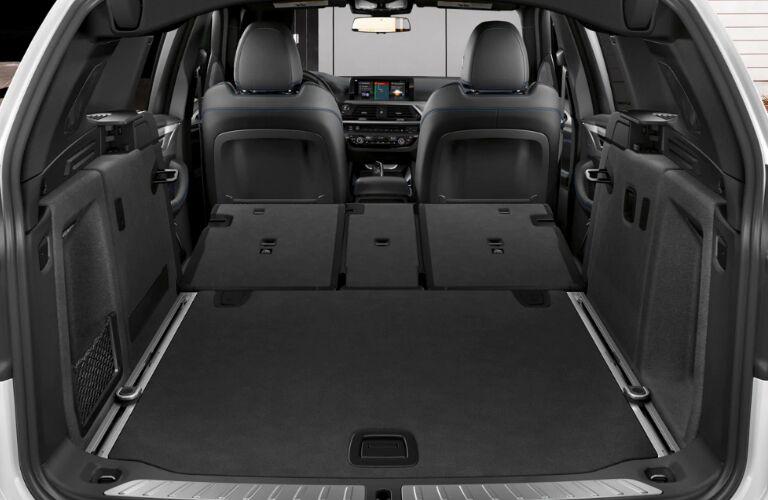 Cargo Area of 2019 BMW X3