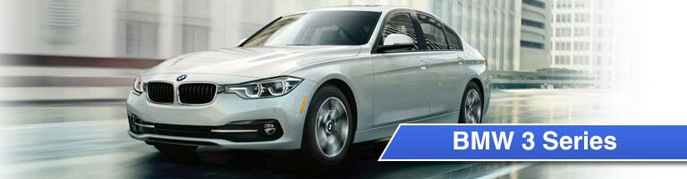 2017 BMW 3 Series in Glendale, CA