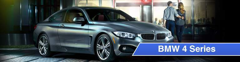 BMW 4 Series Title and Grey 2017 BMW 4 Series