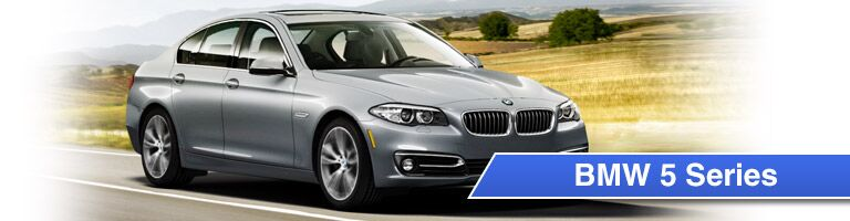 BMW 5 Series Glendale CA