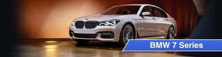 2017 BMW 7 Series in Glendale, CA