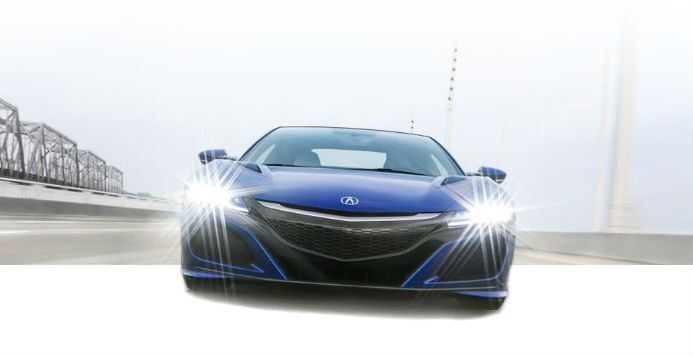 2017 Acura NSX Pittsburgh PA