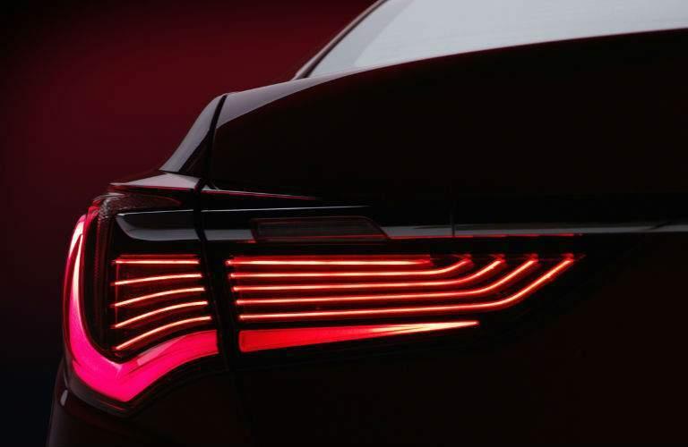 2018 Acura RLX taillight
