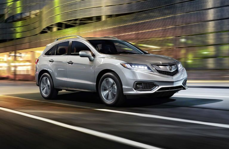 2017 Acura RDX Wexford Pittsburgh PA Exterior Front Driving