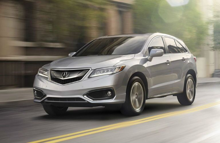 2017 Acura RDX Wexford Pittsburgh PA Exterior Design