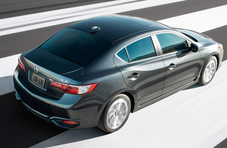 Get the sleek lines of a coupe with the convenience of a sedan with the 2017 Acura ILX