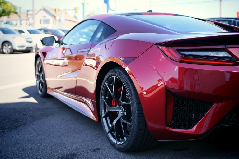 2017 Acura NSX Wexford Pittsburgh PA