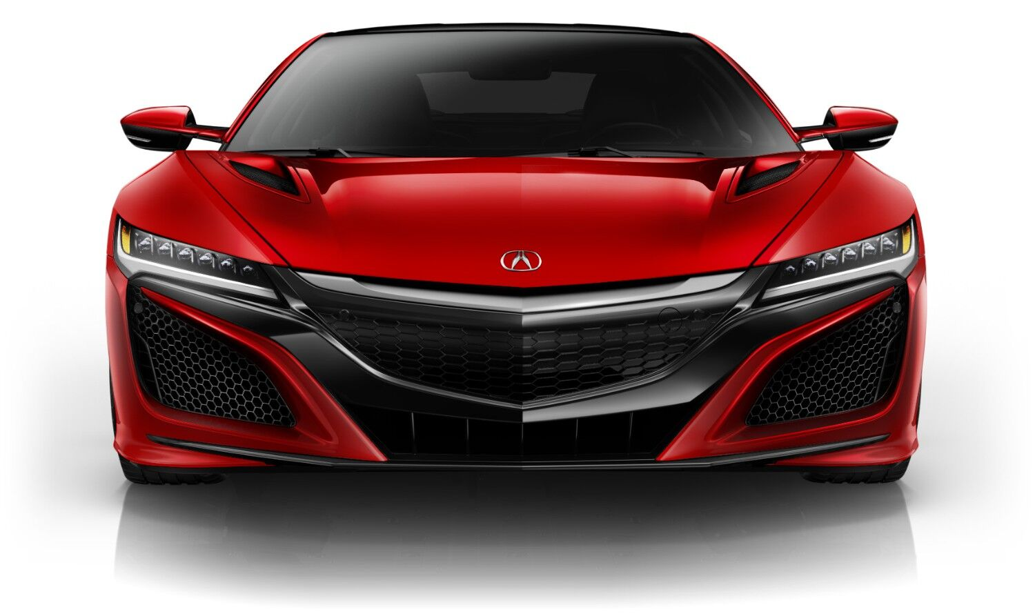 Curva Red 2017 Acura NSX Pittsburgh Wexford PA