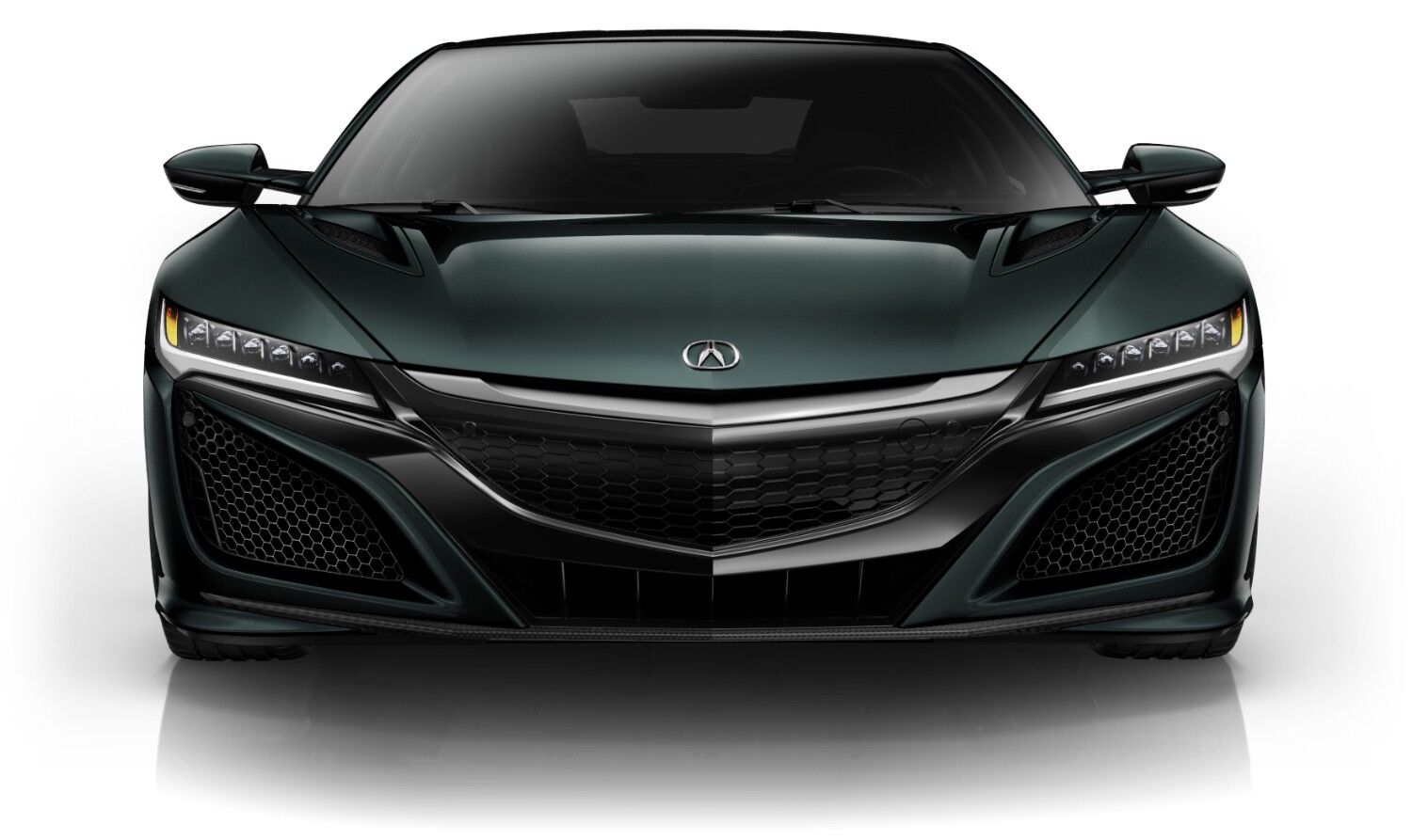 Nord Gray Metallic 2017 Acura NSX Pittsburgh Wexford PA
