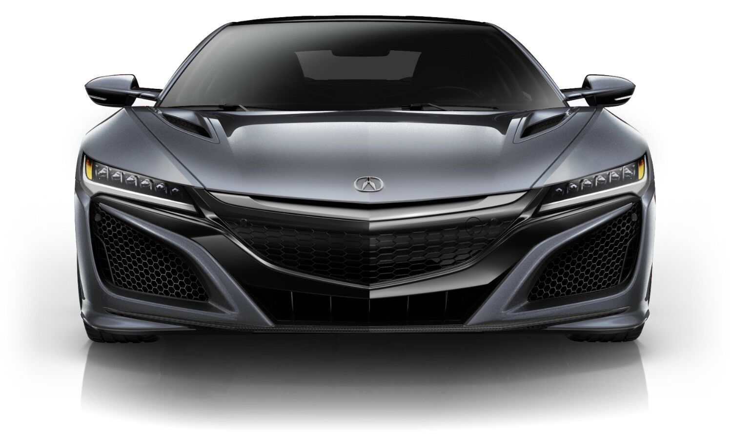 Source Silver Metallic  2017 Acura NSX Pittsburgh Wexford PA