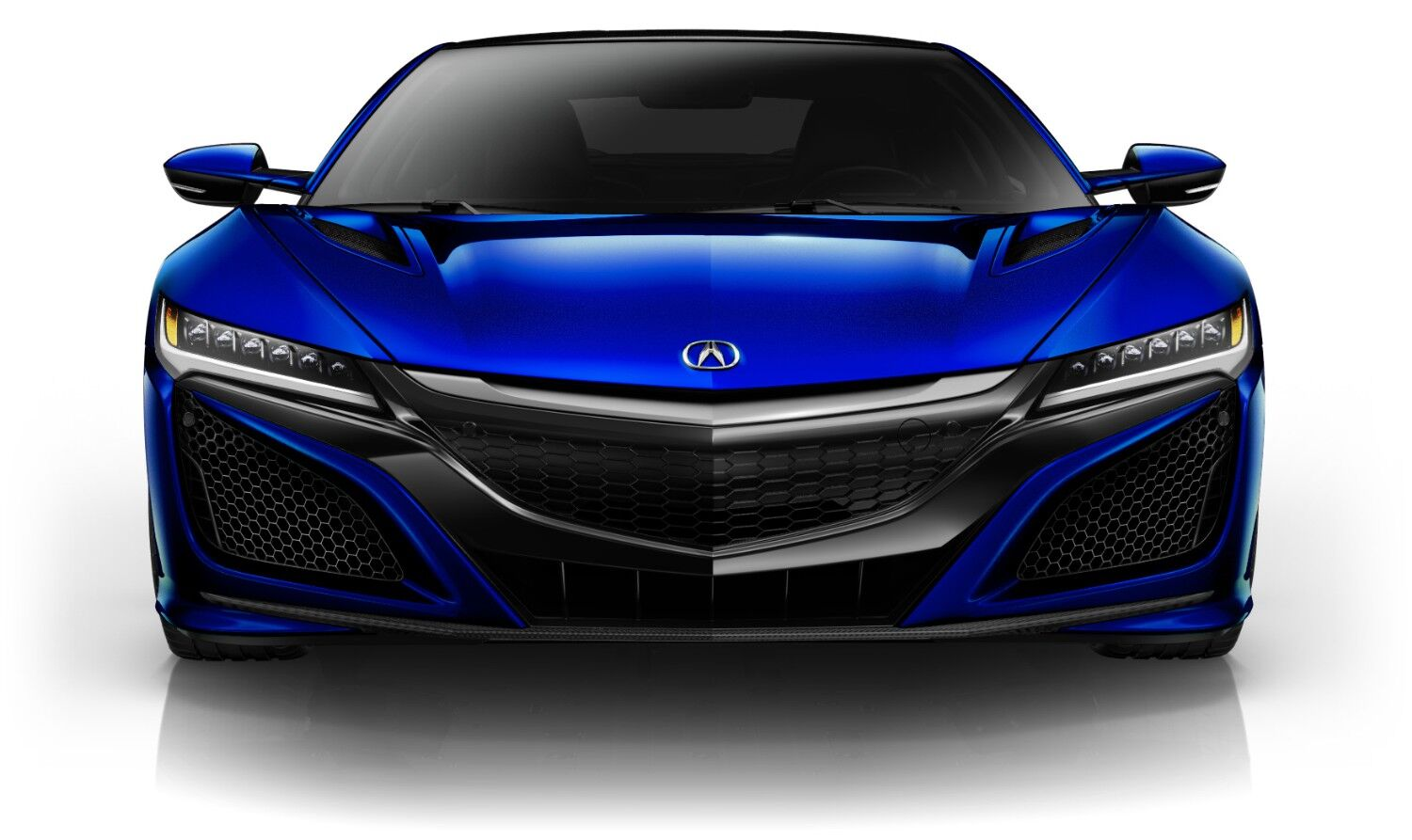 Nouvelle Blue Pearl 2017 Acura NSX Pittsburgh Wexford PA