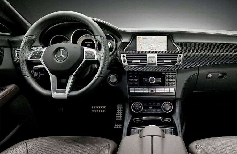 2014 Mercedes-Benz CLS Interior