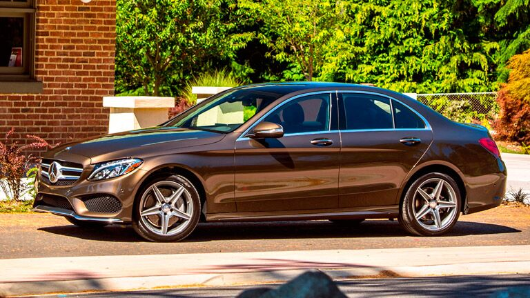 2015 Mercedes-Benz C-Class Merriam