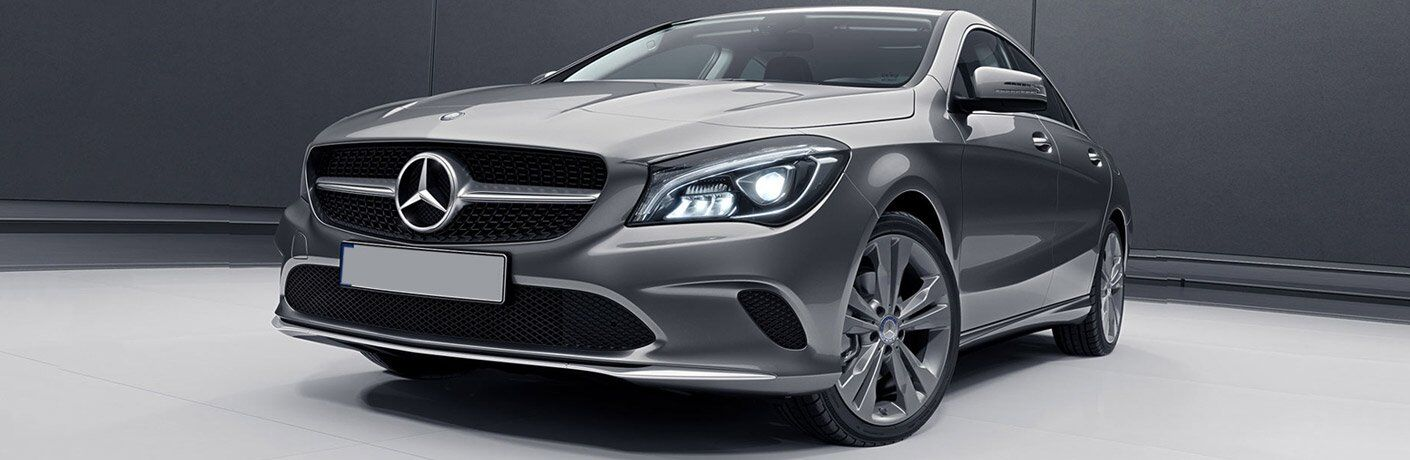2017 Mercedes-Benz CLA Engine Options