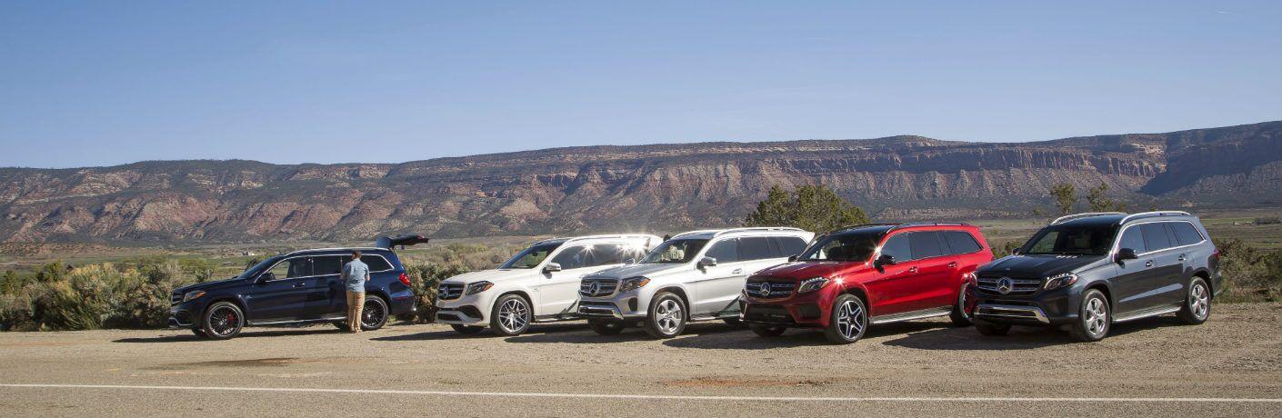 2017 Mercedes-Benz GLS Trim Levels and Engine Options