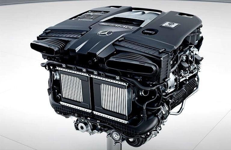 2019 mercedes-benz amg e 63 s engine