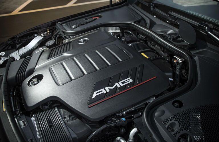 2019 amg e class engine