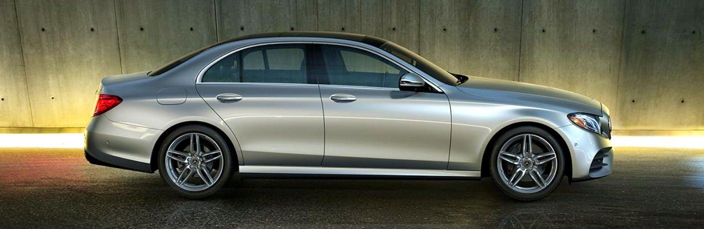 2020 mercedes-benz e-class sedan profile
