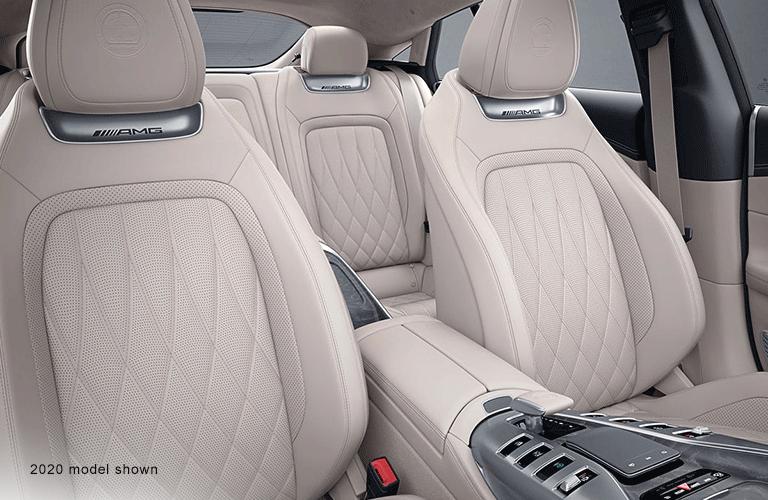 2020 Mercedes-AMG® GT 63  seats