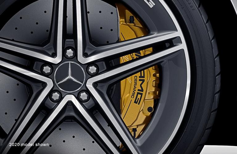 2020 Mercedes-AMG® GT 63 wheel