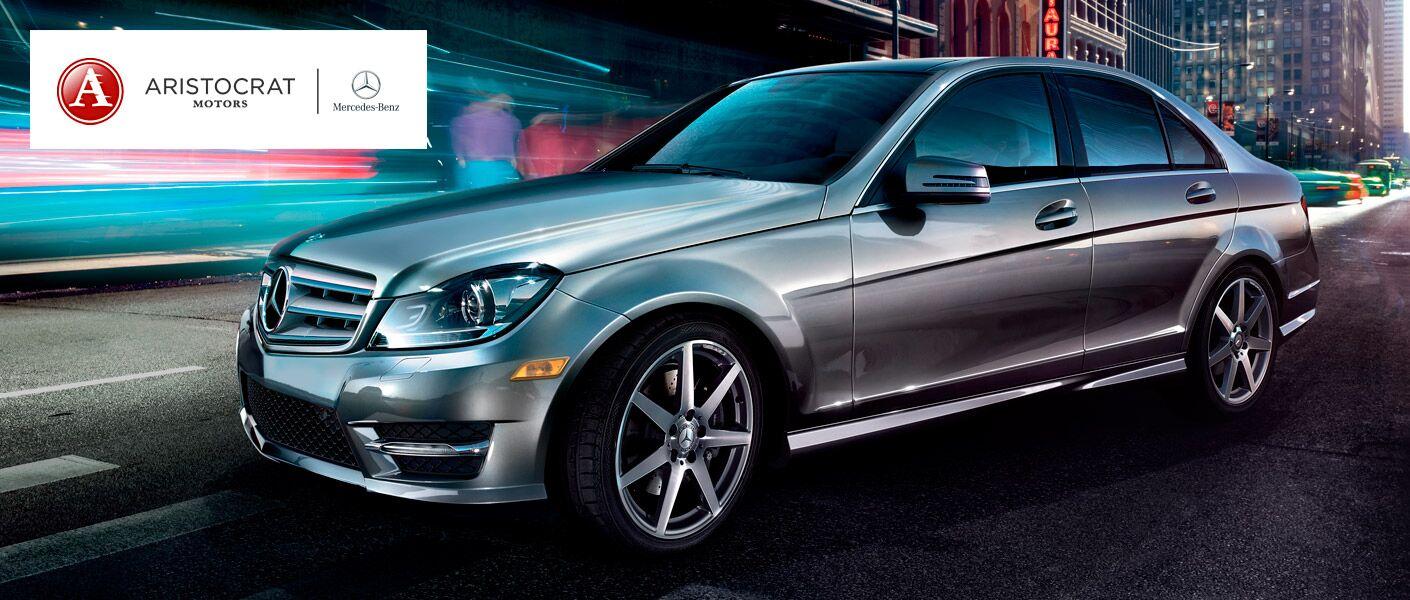 Pre-Owned Mercedes-Benz Vehicles near Manhattan KS