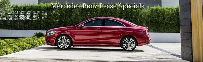 Mercedes-Benz Lease Specials Merriam KS