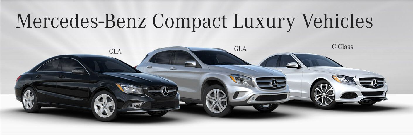 Mercedes-Benz Compact Luxury Vehicles Merriam KS