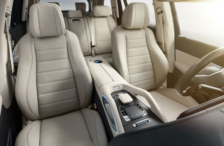 rear seating in 2020 mb gls