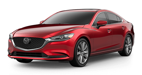 2018 Mazda6 Grand Touring in Amarillo, TX