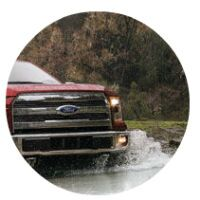 Does the 2017 F-150 have off-road capabilities?